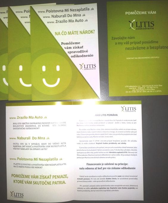 4142c00dce2d Marketing - Litis - odškodnenie po nehode